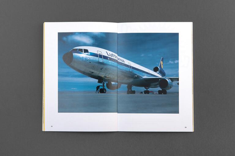 Daniel Weberruß • Design & Art Direction, Frankfurt a. M. Der Weg zur Marke Lufthansa