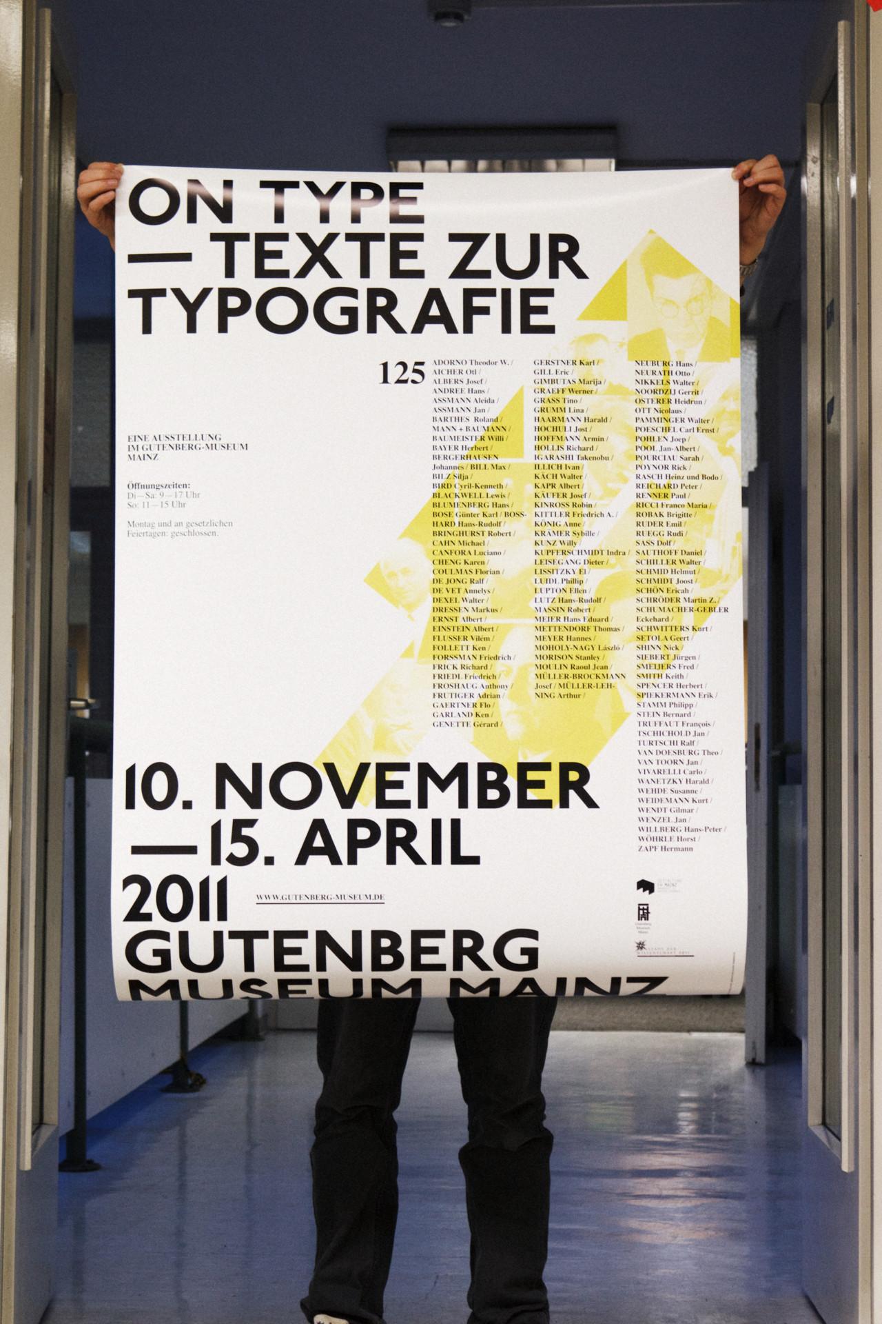 Daniel Weberruß • Design & Art Direction, Frankfurt a. M. Texte zur Typografie