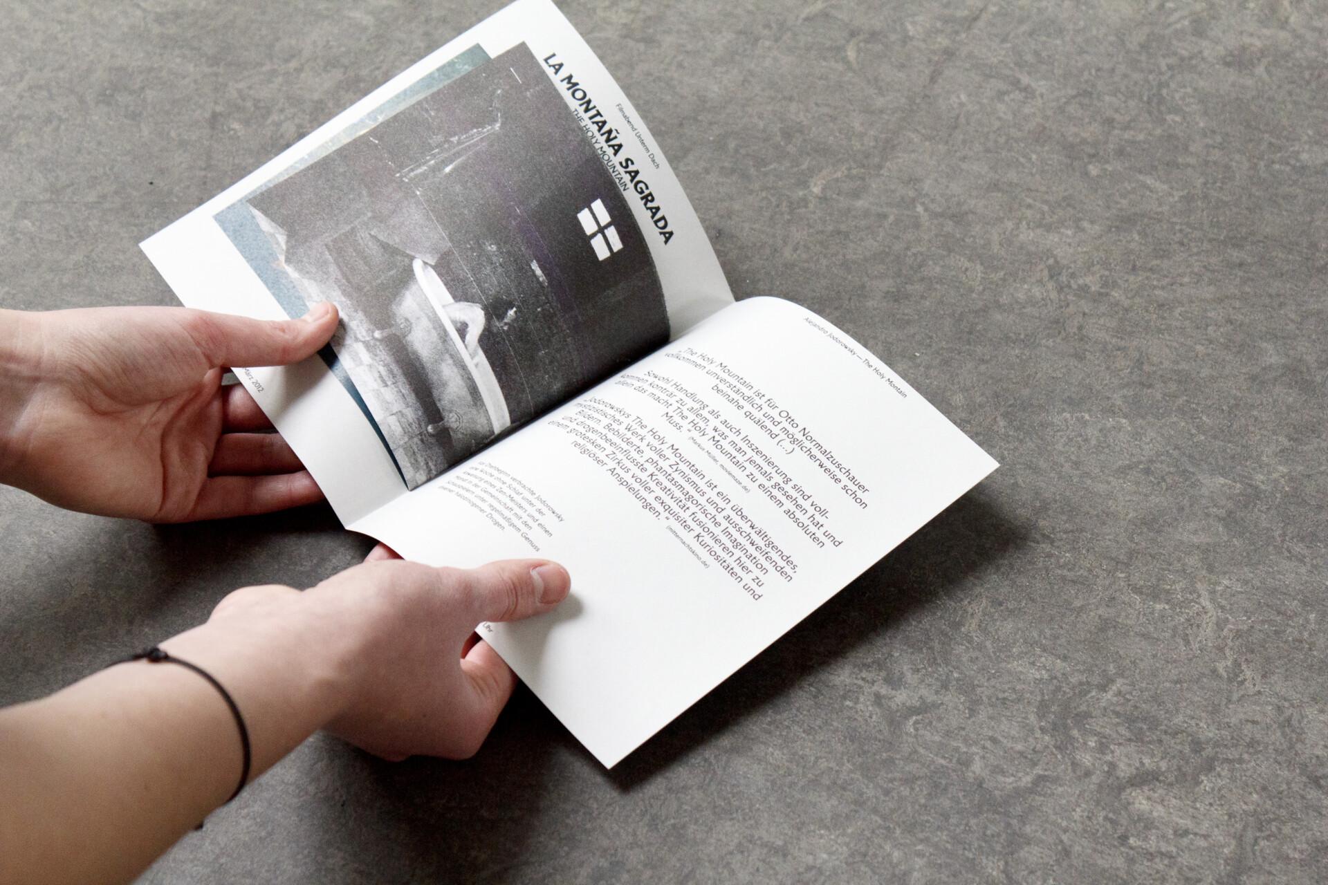 Daniel Weberruß • Design & Art Direction, Frankfurt a. M. The Holy Mountain