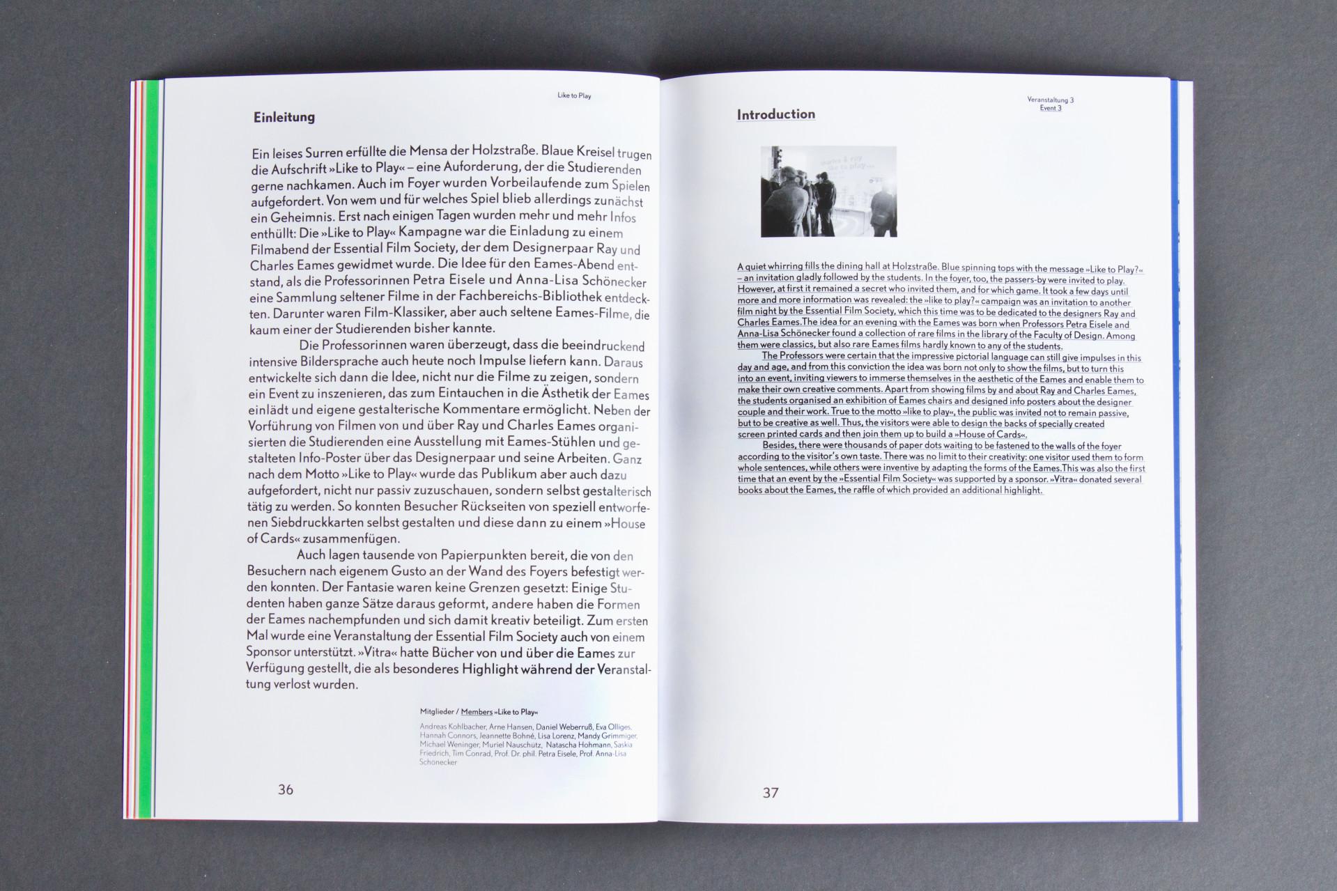 Daniel Weberruß • Design & Art Direction, Frankfurt a. M. EFS Werkbericht