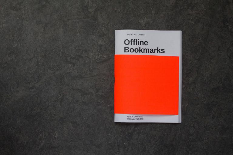 Daniel Weberruß • Design & Art Direction, Frankfurt a. M. Offline Bookmarks